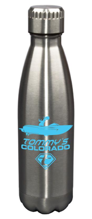 30047SS - 17 oz. Glacier Bottle Stainless